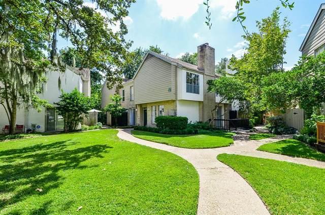 2100 Tanglewilde Street #89, Houston, TX 77063 (MLS #55996987) :: Texas Home Shop Realty