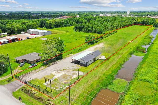 241 Mckeever Road, Arcola, TX 77583 (MLS #55998698) :: All Cities USA Realty
