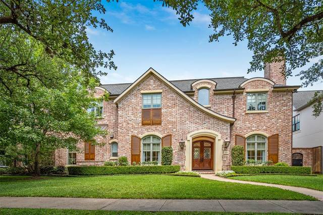 6505 Mercer Street, West University Place, TX 77005 (MLS #56017661) :: The Freund Group