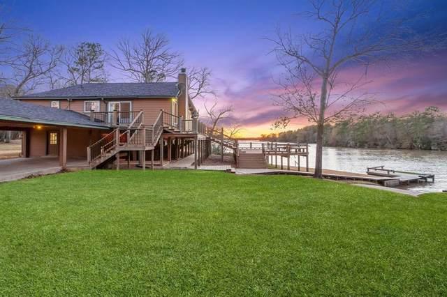 1222 Harts Creek, Trinity, TX 75862 (MLS #56021107) :: Michele Harmon Team