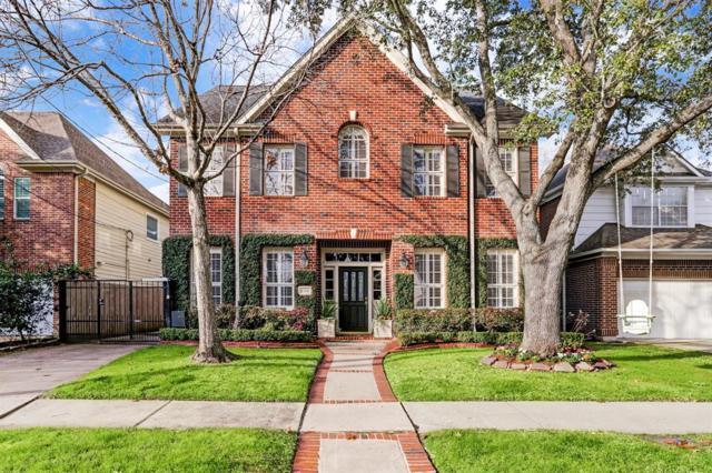 4246 Lehigh Avenue, West University Place, TX 77005 (MLS #56024013) :: Texas Home Shop Realty