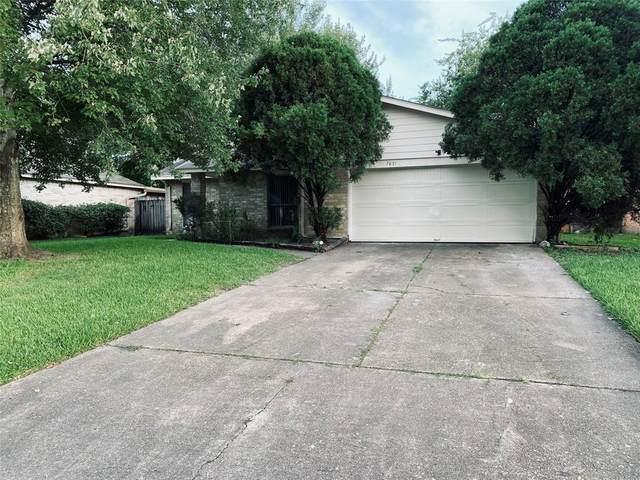 7851 Battlepine Drive, Houston, TX 77040 (MLS #56026507) :: The Wendy Sherman Team