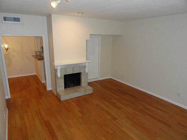 2100 Tanglewilde Street #597, Houston, TX 77063 (MLS #56045570) :: The Heyl Group at Keller Williams