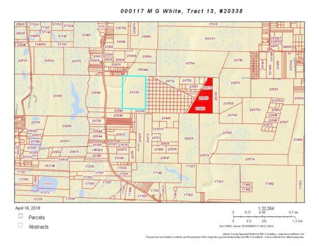 Tract 13 East Of Fm 563, Liberty, TX 77575 (MLS #56048041) :: NewHomePrograms.com LLC