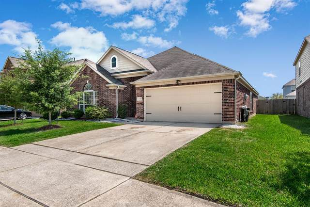 4110 Duneberry Trail, Humble, TX 77346 (MLS #56049783) :: The Sansone Group