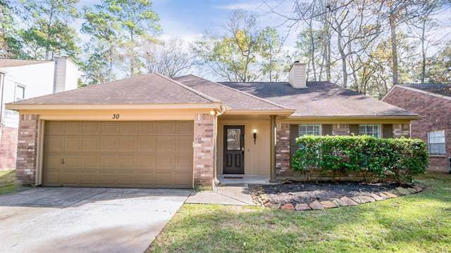 30 Cottage Grove Place, Spring, TX 77381 (MLS #56053115) :: Guevara Backman