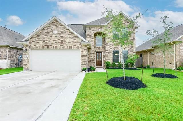 244 Rolling Creek Lane, Dickinson, TX 77539 (MLS #56054398) :: Texas Home Shop Realty