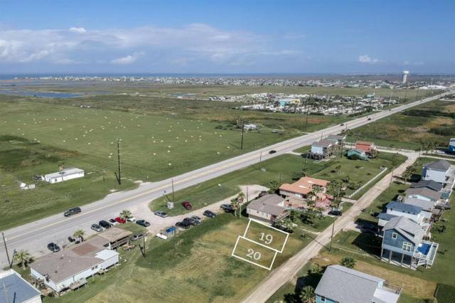 Lot 19 Bristow, Galveston, TX 77554 (MLS #5605881) :: Texas Home Shop Realty