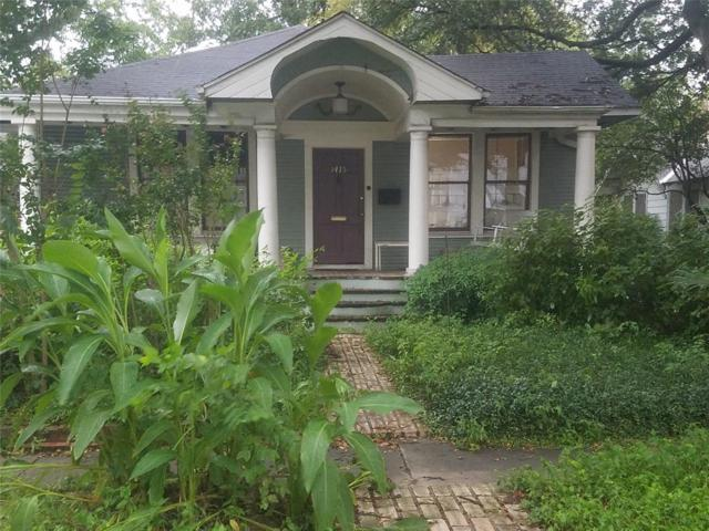 1415 Marshall Street, Houston, TX 77006 (MLS #5605953) :: Green Residential