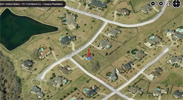 2802 Cedar Lake, Richmond, TX 77406 (MLS #56063097) :: Texas Home Shop Realty