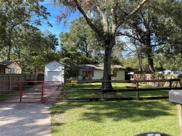 171 Bayberry Drive, Livingston, TX 77351 (MLS #56065881) :: Caskey Realty