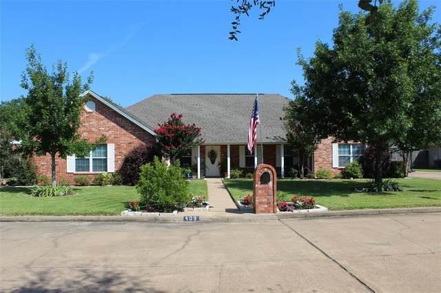 409 Aspen Bend Street, Crockett, TX 75835 (#56069278) :: ORO Realty