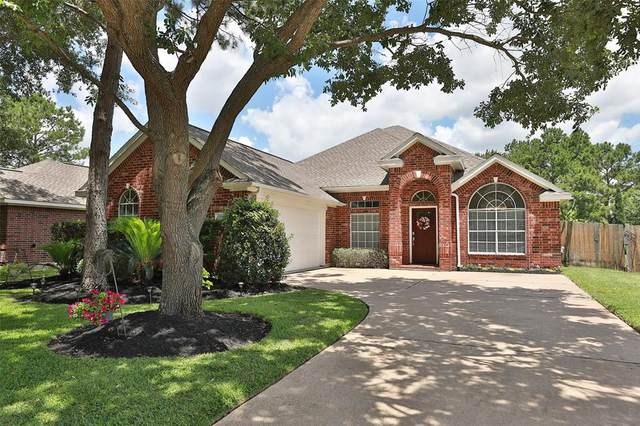 11510 Ocotillo Drive, Houston, TX 77095 (MLS #56074165) :: The Home Branch