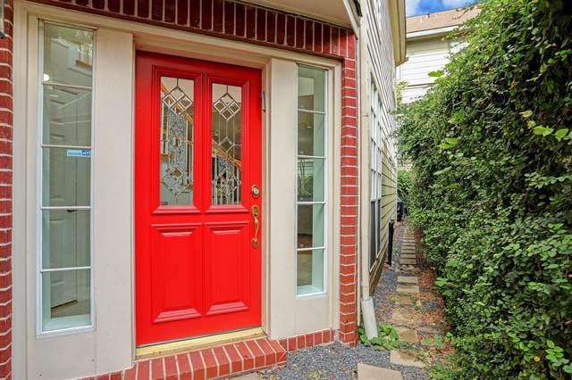 1724 Indiana, Houston, TX 77006 (MLS #56078356) :: Texas Home Shop Realty