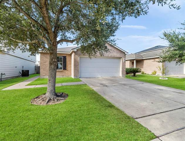 2615 Cyrus Hill Drive, Katy, TX 77449 (MLS #56087087) :: Caskey Realty