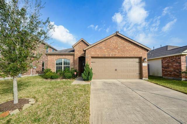 2418 Grey Reef Drive, Katy, TX 77449 (MLS #56088005) :: My BCS Home Real Estate Group