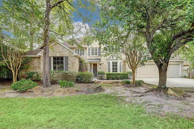 15 W Beckonvale Circle, The Woodlands, TX 77382 (MLS #56098898) :: The Wendy Sherman Team