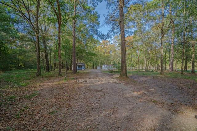 500 Grist Mill Lane, Shepherd, TX 77371 (MLS #56101681) :: Texas Home Shop Realty