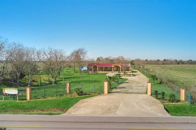 13935 Katy Hockley Road, Hockley, TX 77447 (MLS #56103226) :: The Andrea Curran Team powered by Styled Real Estate