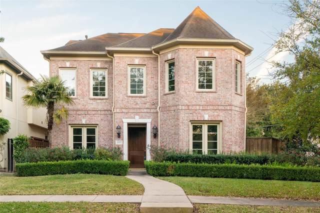 5817 Fordham Street, Houston, TX 77005 (MLS #56118392) :: Giorgi Real Estate Group
