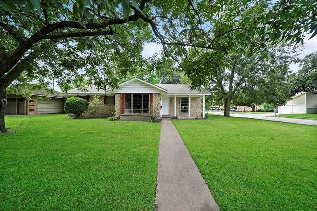 5233 Libbey Lane, Houston, TX 77092 (MLS #56131834) :: All Cities USA Realty