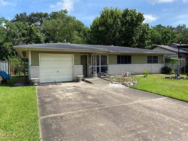 2818 Knotty Oaks Trail, Houston, TX 77045 (MLS #56132470) :: Parodi Group Real Estate