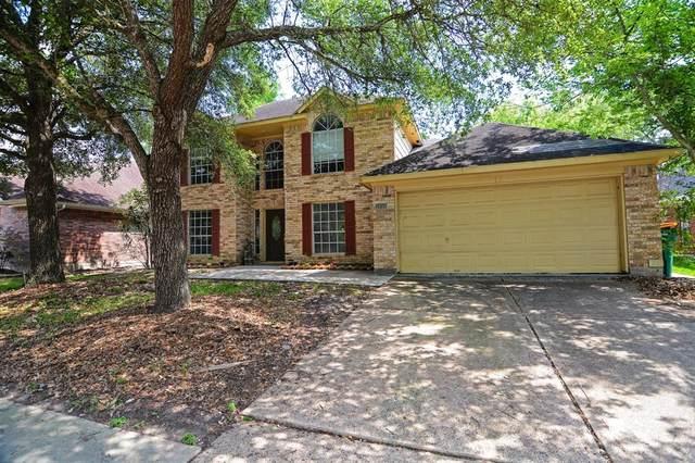 3215 Alexander Parc Drive, Pearland, TX 77581 (MLS #56149532) :: Ellison Real Estate Team