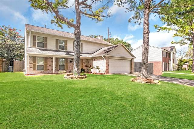 8407 Sunny Ridge Drive, Houston, TX 77095 (#56149883) :: ORO Realty