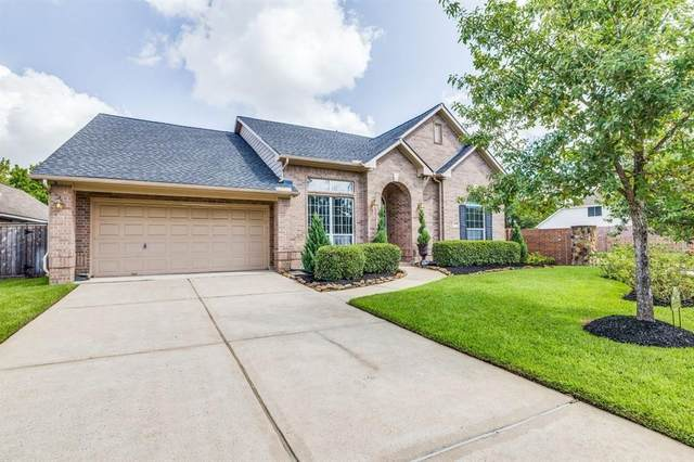 9202 Kirkstone Drive, Spring, TX 77379 (MLS #56157239) :: The Heyl Group at Keller Williams