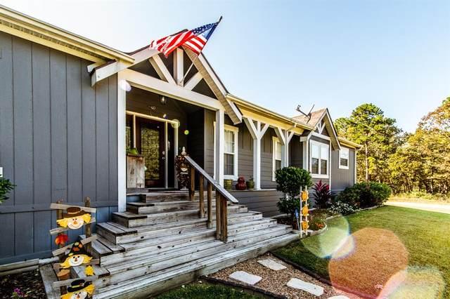 1095 Lakeside Drive, Huntsville, TX 77320 (MLS #56163609) :: The Home Branch
