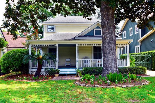 2028 Cortlandt Street, Houston, TX 77008 (MLS #56164411) :: Caskey Realty
