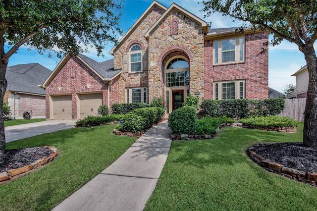 16318 Breakwater Path Drive, Houston, TX 77044 (MLS #56167387) :: JL Realty Team at Coldwell Banker, United