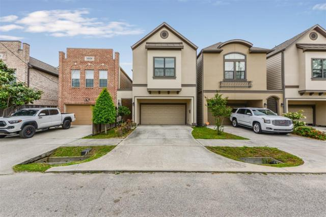 5926 Kiam Street A, Houston, TX 77007 (MLS #56171724) :: Magnolia Realty