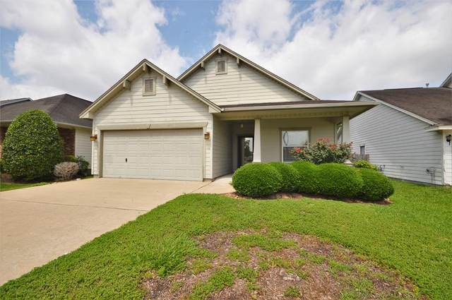 2526 Park Avenue, Pearland, TX 77581 (MLS #56172309) :: Caskey Realty