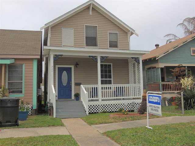 714 Winnie Street, Galveston, TX 77550 (MLS #56172847) :: Lerner Realty Solutions