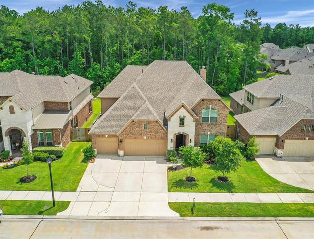 4711 Preserve Park Drive, Spring, TX 77389 (MLS #56179848) :: The SOLD by George Team