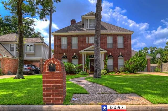 6047 Oak Creek Lane, Spring, TX 77379 (MLS #56189220) :: Caskey Realty