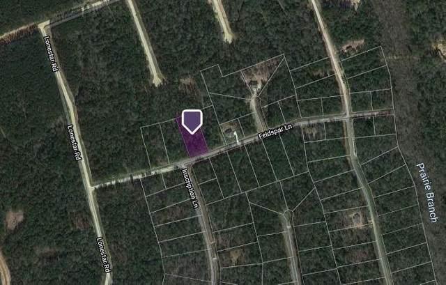 0 Feldspar Lane, Huntsville, TX 77340 (MLS #56189445) :: The Home Branch