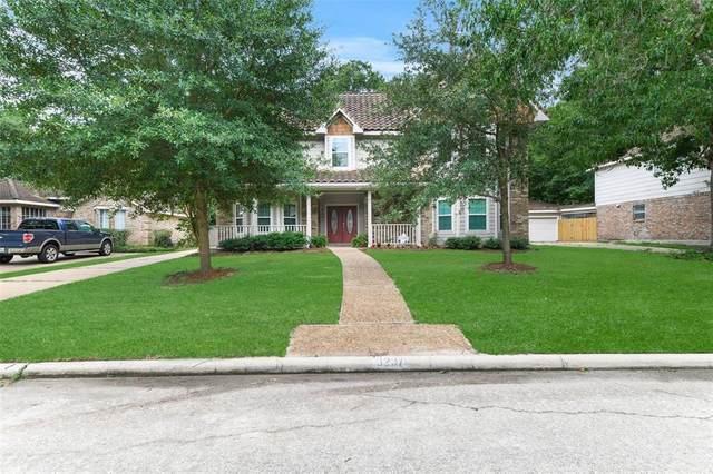 3207 Highland Laurels Drive, Kingwood, TX 77345 (MLS #56194679) :: The SOLD by George Team