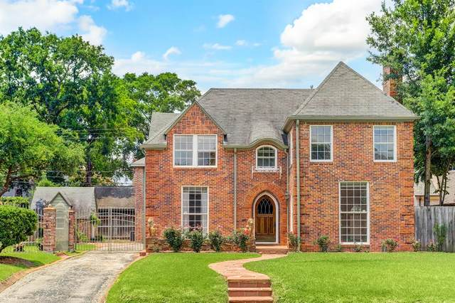 2514 Stanmore Drive, Houston, TX 77019 (MLS #5619839) :: Keller Williams Realty