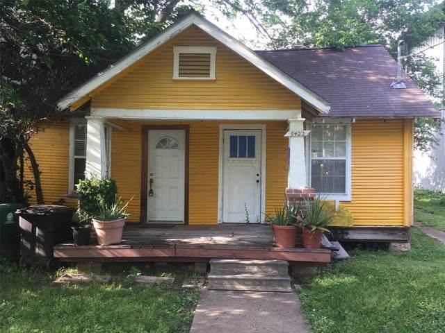 5422 Floyd Street, Houston, TX 77007 (MLS #56210828) :: Green Residential