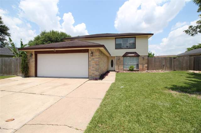 16242 Pasadero Drive, Houston, TX 77083 (MLS #56218703) :: Ellison Real Estate Team