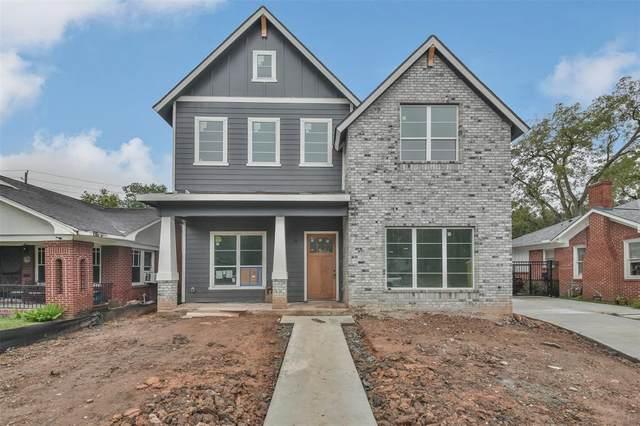 1723 W Main Street, Houston, TX 77098 (MLS #56219752) :: Homemax Properties