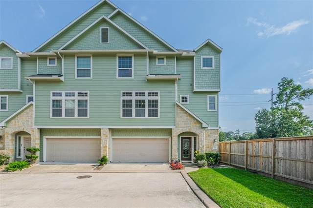 3332 Leading Point Drive, Houston, TX 77091 (MLS #56226063) :: The Bly Team