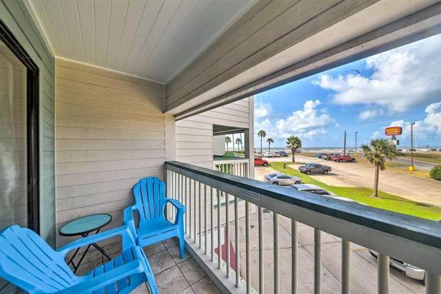 6102 Seawall Boulevard #158, Galveston, TX 77551 (MLS #56231824) :: The Bly Team