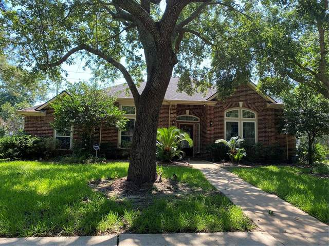 22310 N Lake Village Drive, Katy, TX 77450 (MLS #56234143) :: The Wendy Sherman Team