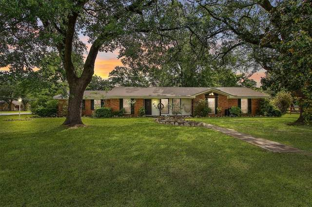 635 Baker Drive, Tomball, TX 77375 (MLS #5623823) :: The SOLD by George Team