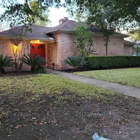 12054 Sugar Springs Drive, Houston, TX 77077 (MLS #56247765) :: The Bly Team