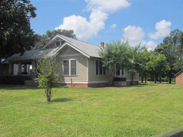 110 S Dixie Street, Brenham, TX 77833 (MLS #56258037) :: My BCS Home Real Estate Group