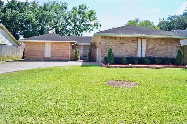 10414 Sagewillow Lane, Houston, TX 77089 (MLS #56263545) :: The SOLD by George Team